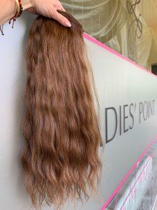 Дължини за чуплива коса